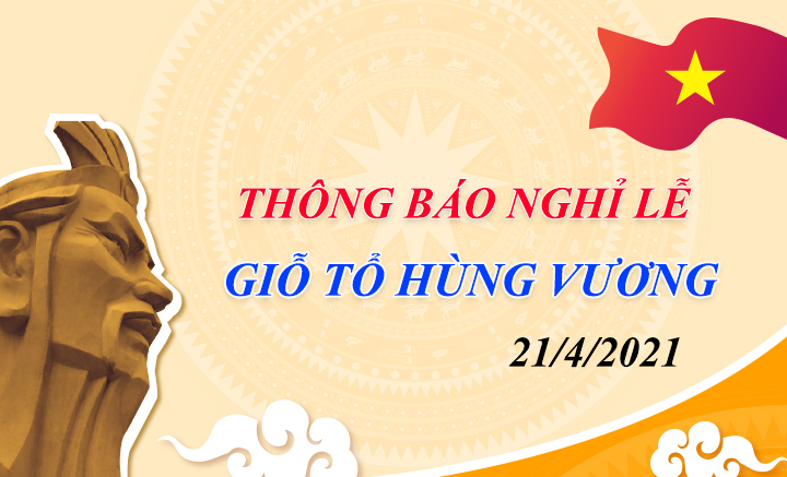 Office Closed for Holidays - Hung Kings Festival
